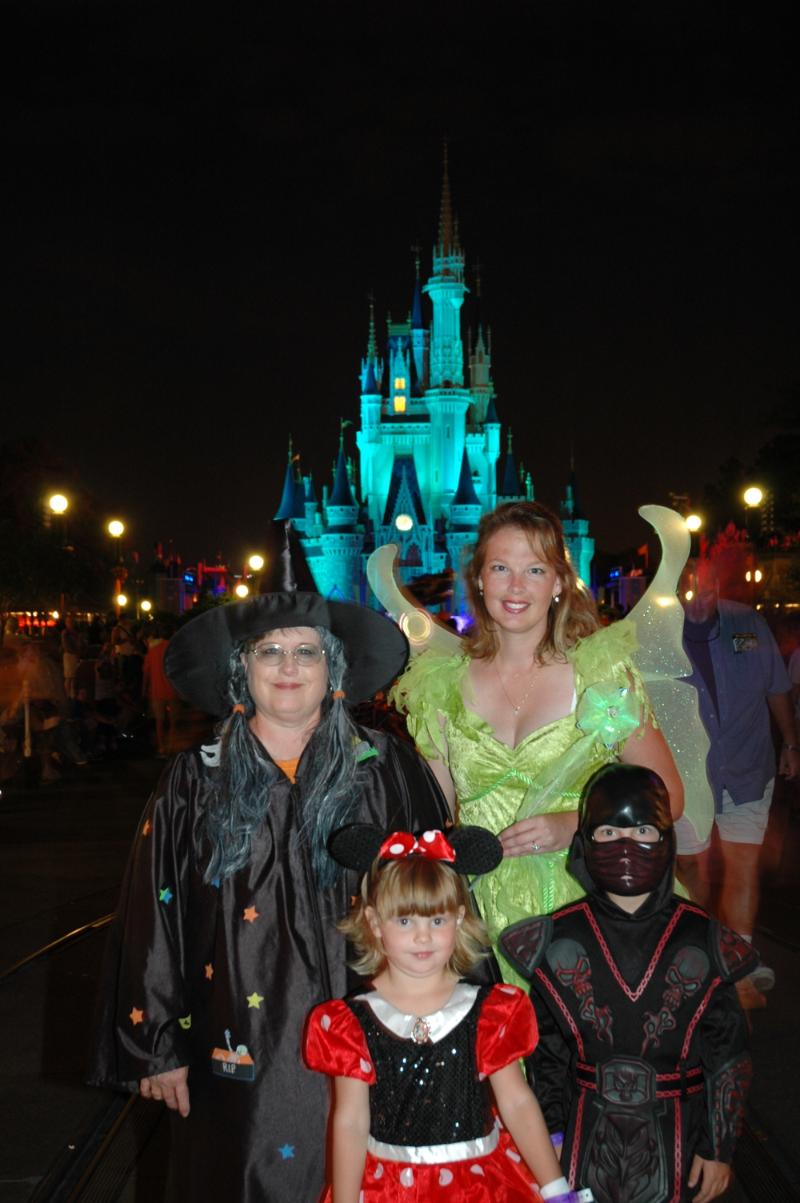 Mickeys Not So Scary Halloween Party for Adults by Agent Sydney ...