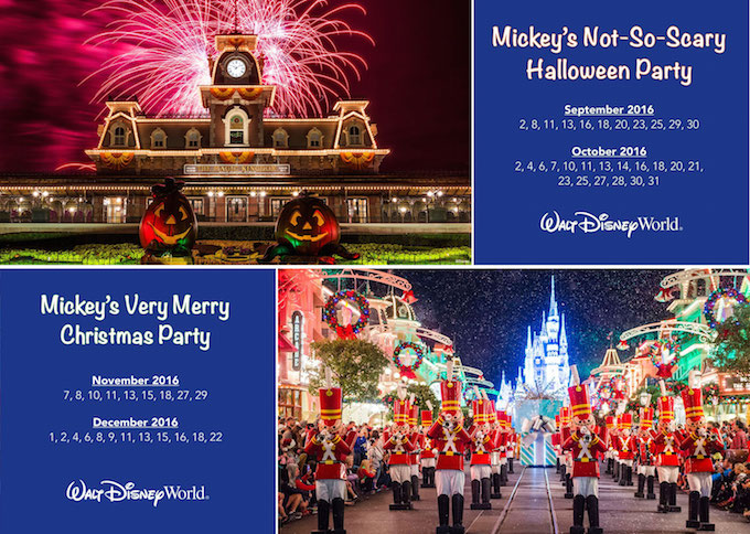 tickets now available for holiday special events at magic kingdom park - Mickeys Christmas Party Tickets