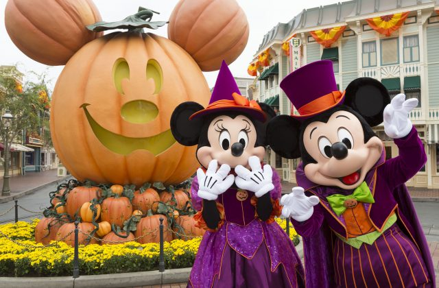 halloween thrills also include new frightfully fun parade at mickeys halloween party plus haunted mansion holiday and space mountain ghost galaxy