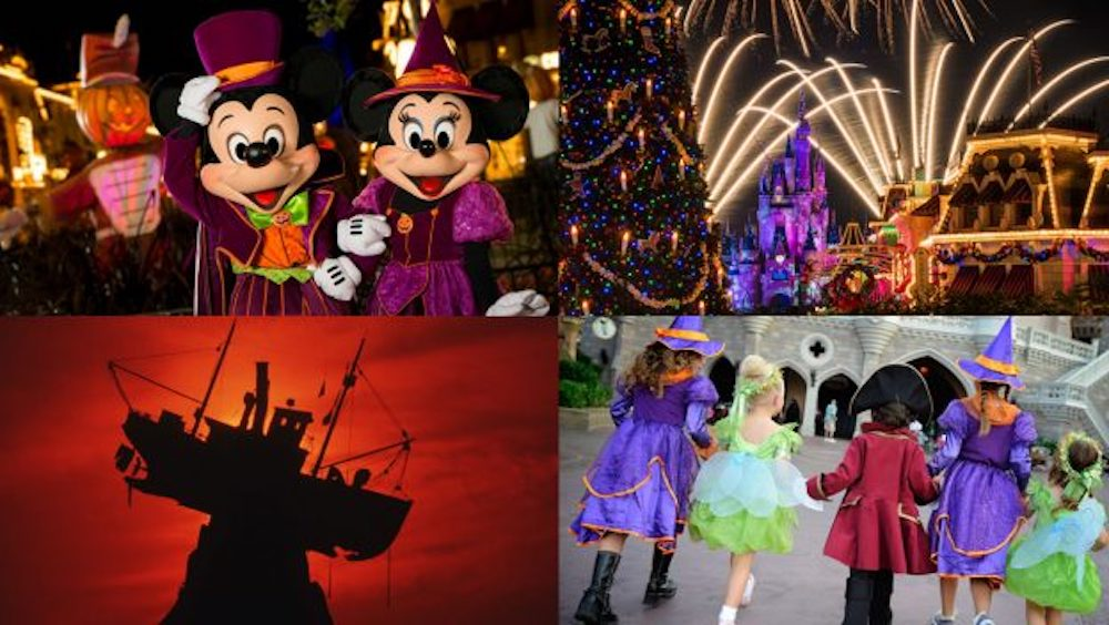 for disney h2o glow nights at disneys typhoon lagoon water park as well as mickeys not so scary halloween parties and mickeys very merry christmas - Disney Very Merry Christmas Tickets
