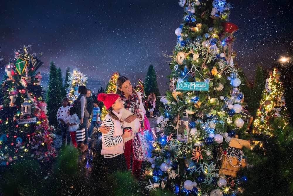 Celebrate The Season At Disney Springs Small World Vacations
