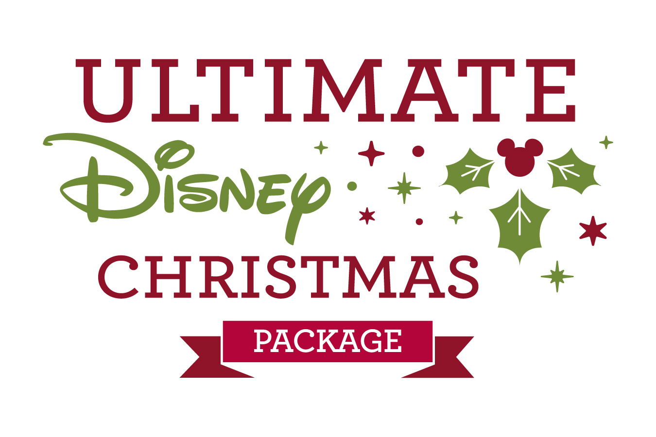 Disney Christmas Pictures.Unwrap The Magic Of The Ultimate Disney Christmas Package At